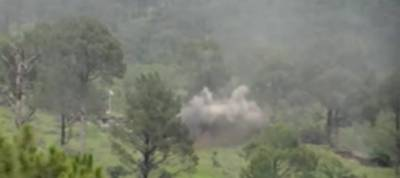 Indian Military resorts to unprovoked fire at LoC, Pakistan Army targets Indian posts firing at Pakistan