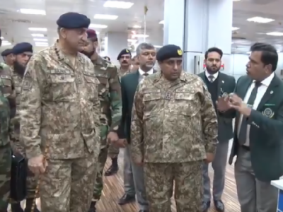 Pakistan gets state of the Art Electronic Warfare and Surveillance Radar laboratories