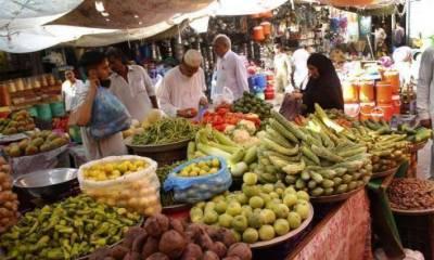 Sensitive Price Indicator SPI based weekly inflation decreased in Pakistan