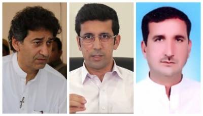 KP government sacks three key ministers over differences with the Chief Minister