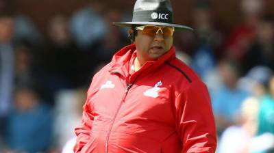 Pakistani Umpire Ahsan Raza makes historic achievement