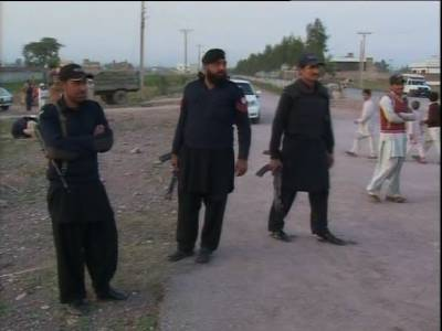 Twin blasts reported in Khyber Pakhtunkhwa district targeting police
