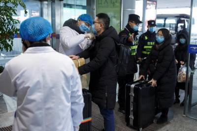 Death toll rises drastically in China's deadly Coronavirus