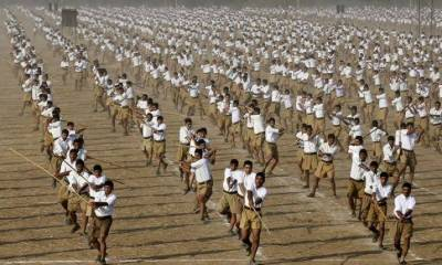 In a worst, Hindu Extremist Organisation RSS to train Indian Military officials