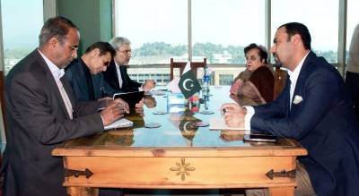 Iran and Pakistan inch closer further on bilateral front