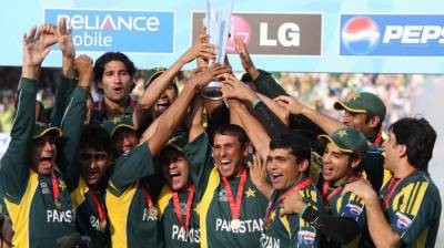 Pakistan makes history in the world of T20 International Cricket