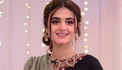 Starlet Hira Mani response over unprecedented love and appreciation over her drama serial