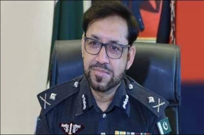 IG Sindh Kalim Imam breaks silence over the reports of his transfer out of province