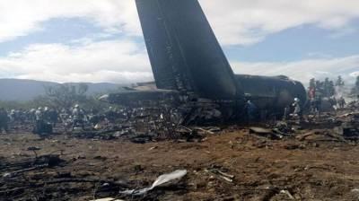 Military plane crashed killing both pilots onboard