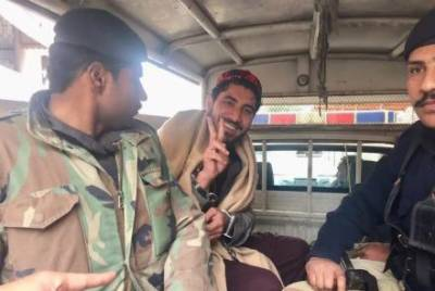 No Surprise: Entire leadership of Afghanistan including NDS stand for arrested Pakistani PTM leader Manzoor Pashteen