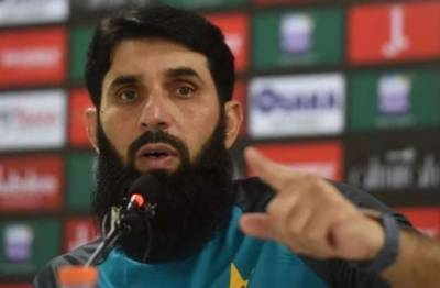 Pakistani Headcoach and Chief Selector Misbah ul Huq finally seems to accept his mistake