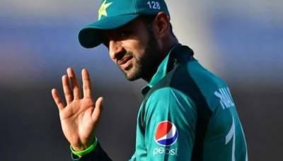 Veteran Pakistani all-rounder Shoaib Malik makes history in the world of International Cricket