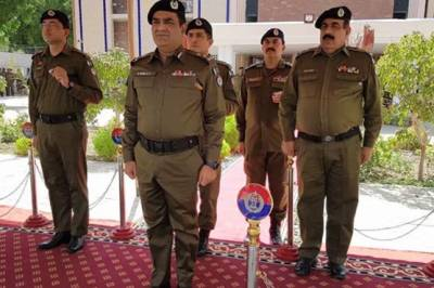 Federal government proposed surprise name for the slot of IG Sindh Police