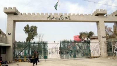 Pakistan Afghanistan border closed after Mortar shells fired from Afghanistan lands into Pakistani territory