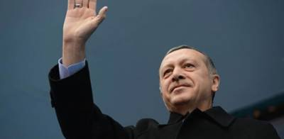 Turkish President Tayyip Erdogan to arrive in Pakistan on two day official visit: Sources