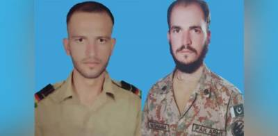 Pakistan Army gunned down 5 terrorists in counter terrorism operation
