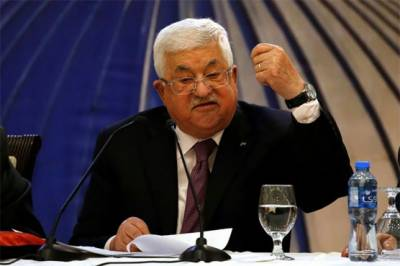Palestinian President Mehmood Abbas vowed to throw US Middle East peace deal into dustbin of history