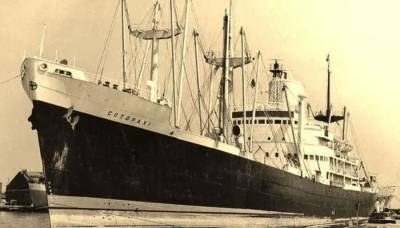 Ship discovered after 100 years of mysterious disappearance at