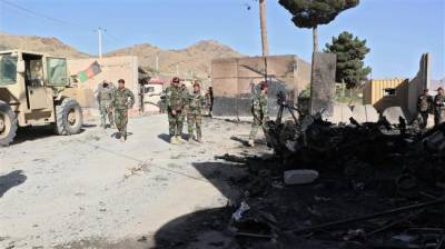 Afghan Taliban kill 52 soldiers in deadly offensive across country