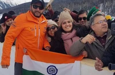 Former Skipper Shahid Afridi breaks silence over Indian cricket team visit to Pakistan