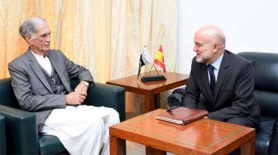 Pakistan and Spain decide to enhance defence cooperation