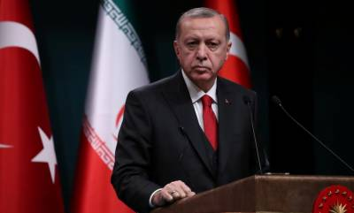 Turkish President Tayyip Erdogan takes a bold stance over American Middle East peace plan