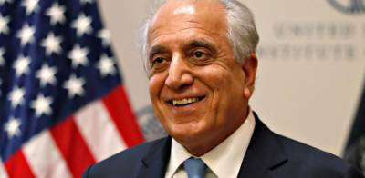 US Special Representative Zalmay Khalilzad arrived in Pakistan on an important visit