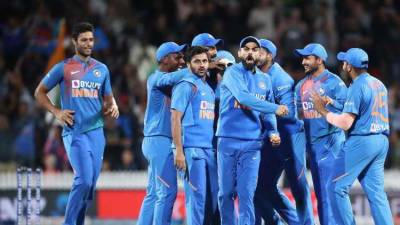 Entire Indian team gets punished from the international Cricket Council