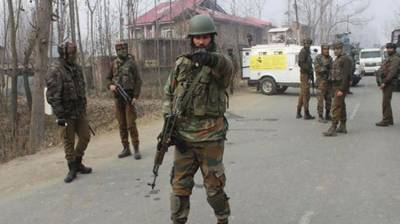 Indian Military troops martyrs 21 Kashmiris in Indian Occupied Kashmir