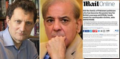 British Journalist David Rose responds over allegations of being anti Pakistan after DailyMail story