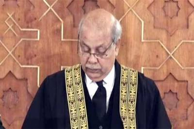 CJP Justice Gulzar Ahmed makes important statement over judicial powers