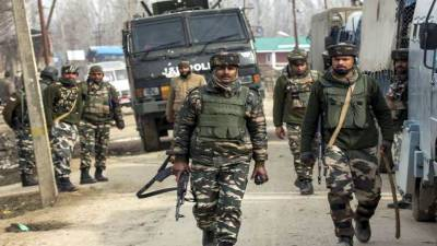 Grenade attack in Occupied Kashmir targeting Indian Police
