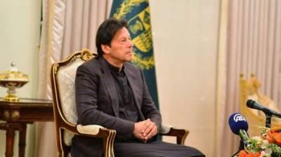 Pakistani PM Imran Khan is grateful to Turkish President Tayyip Erdogan