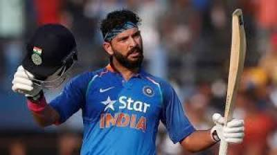 Indian all rounder Yuvraj Singh responds over Pakistani fans prayers in his hard times