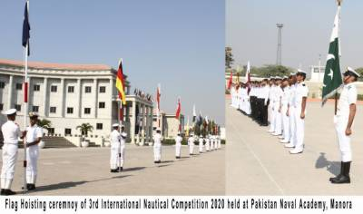 Pakistan Navy holds international Nautical Competition with 6 international teams from friendly countries