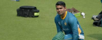 Pakistani cricketer Umer Akmal lands in trouble yet again