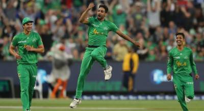 Pakistani pacer Haris Rauf makes historic achievement with his stunning performances