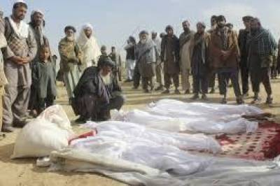 US Military Airstrikes in Afghanistan plays havoc upon civilians, number of casualties Reported