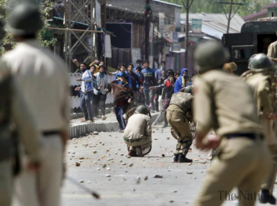 Indian Forces arrested dozens of Kashmiri youth in fake operations after massive protests across valley