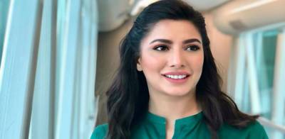 Mehwish Hayat breaks silence over participation in the PSL opening ceremony