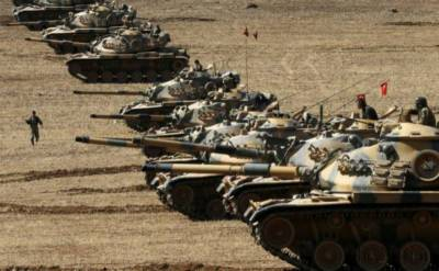 Turkish and Syrian Armies clash, Atleast 7 Turkish soldiers martyred