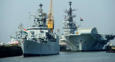 Can Indian Navy be checkmated by Pakistan and Chinese Navies in Indian Ocean in Near Future?