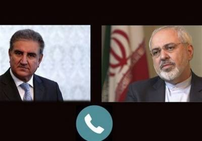 Pakistan and Iranian Foreign Ministers discuss Israeli plot against Palestine