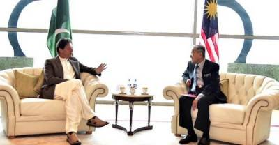 Several important decisions taken in meeting between PM Imran Khan and Malaysian PM Mahathir Mohamad