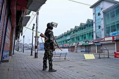 State Terrorism: Indian troops martyred 65 people and critically injured over 922 people in Occupied Kashmir