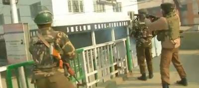 State terrorism: Indian troops martyred two more Kashmiri youth in fake encounter