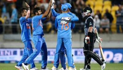 Indian Cricket team penalised for third consecutive ODI by ICC