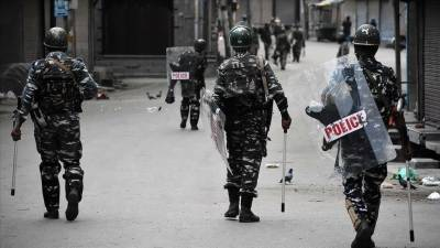 Indian Military soldier killed in an encounter in Occupied Kashmir