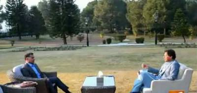 DG ISI Lt General Faiz Hameed held important meeting with PM Imran Khan