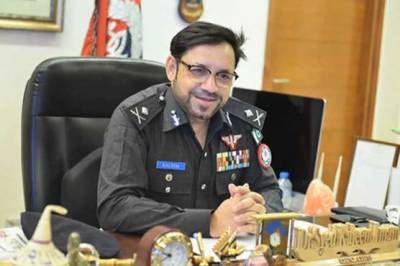 Federal government takes final decision over name of the IG Sindh Police